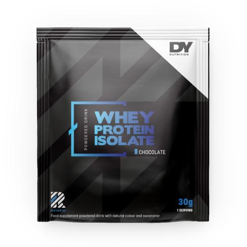 Dorian Yates Renew Whey Protein Isolate - 30 x 30g
