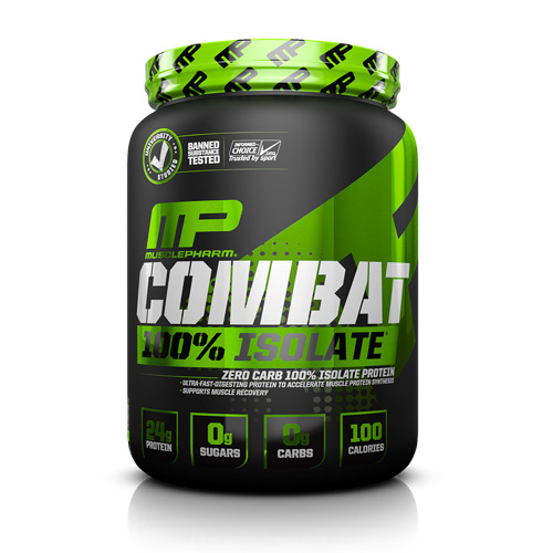 MusclePharm Combat Isolate