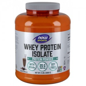 Now Foods Whey Protein Isolate цена