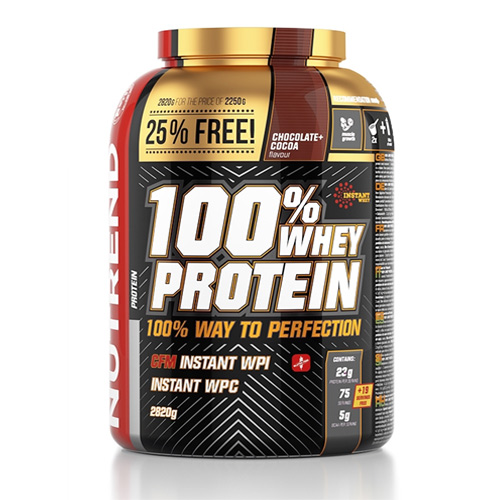 Nutrend 100% Whey Protein 2820 грама
