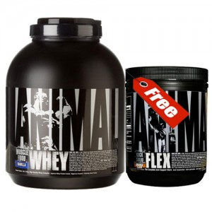 Universal Nutrition Animal Whey цена