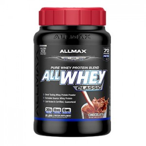 Allmax Nutrition All Whey Classic цена