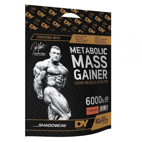 Dorian Yates Metabolic Mass Gainer