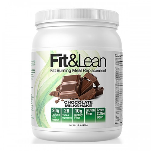 Fit & Lean Protein Fat Burning Meal Replacement