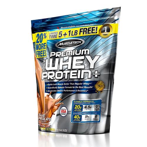 Muscletech 100 % Premium Whey Protein Plus