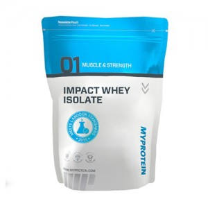 Myprotein Impact Whey isolate цена