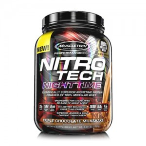 MuscleTech Nitro-Tech Nighttime цена