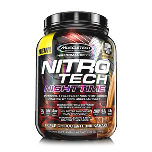 MuscleTech Nitro-Tech Nighttime