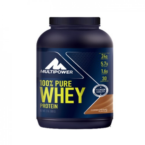 100% Pure Whey Protein Multipower