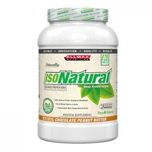 Allmax Nutrition IsoNatural