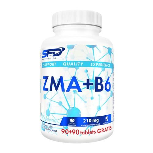 SFD Nutrition ZMA + B6