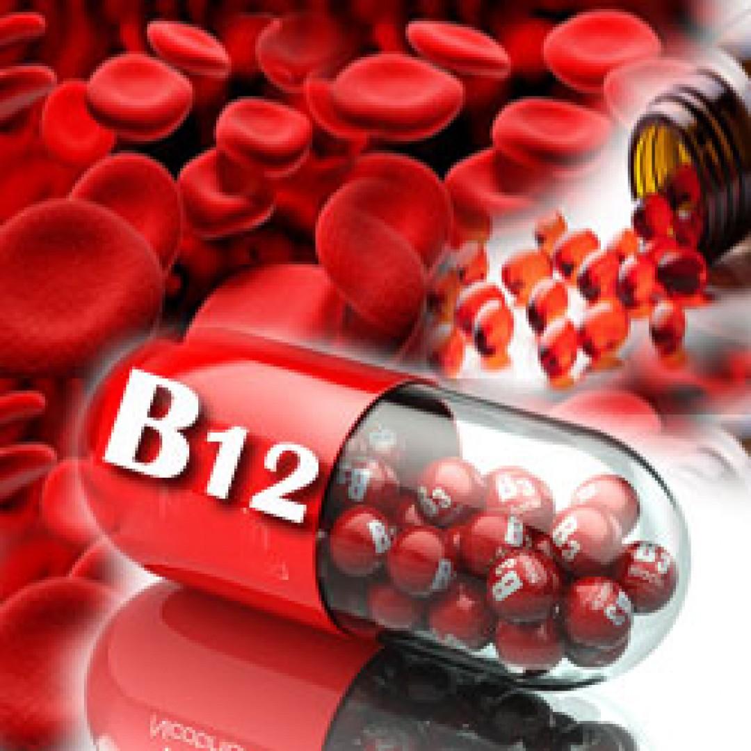 fitness dobavki Витамин Б12
