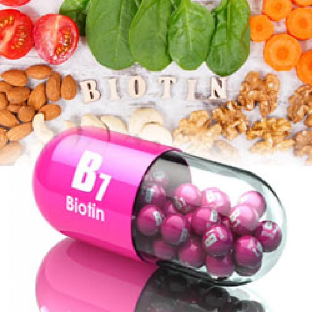 fitness dobavki Витамин Б7