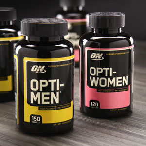 fitness dobavki Мултивитамини