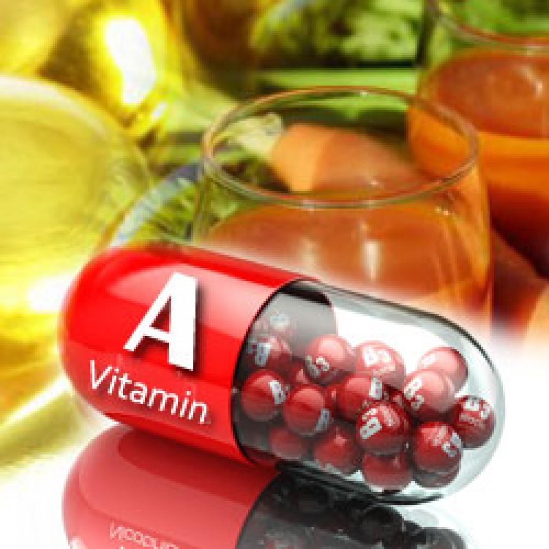 fitness dobavki Витамин А