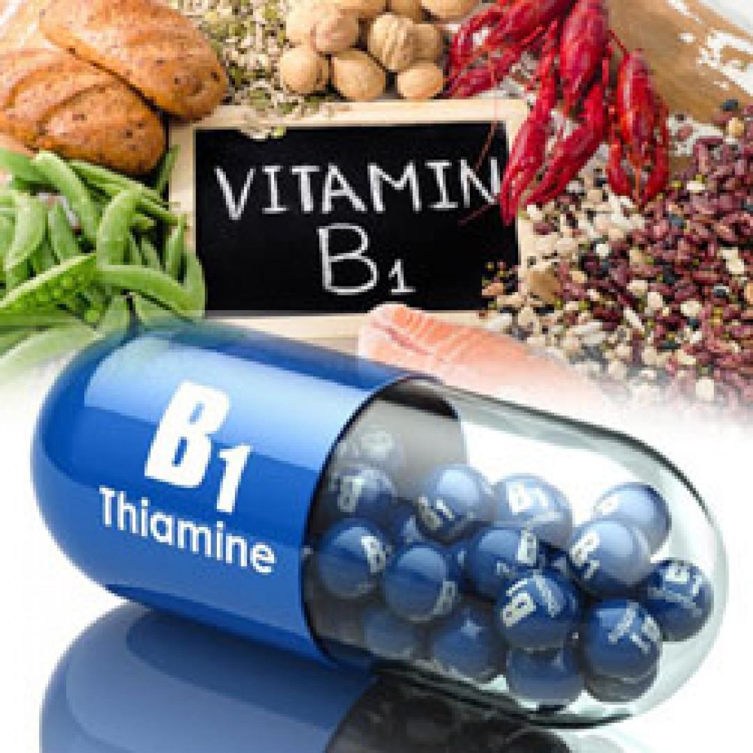 fitness dobavki Витамин Б1