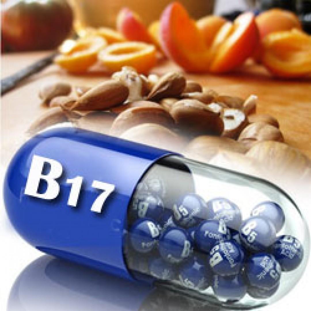 fitness dobavki Витамин Б17