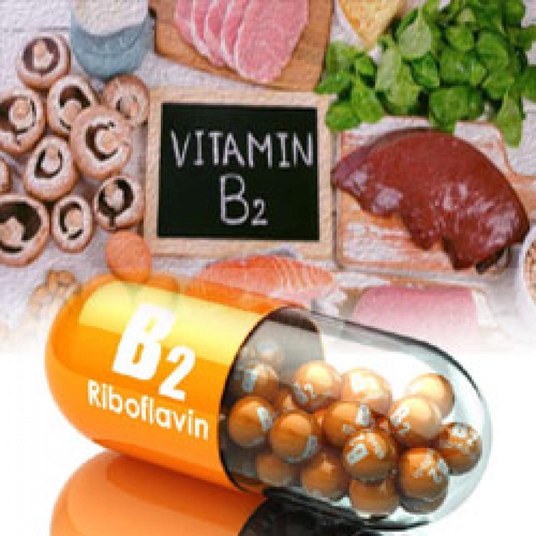fitness dobavki Витамин Б2