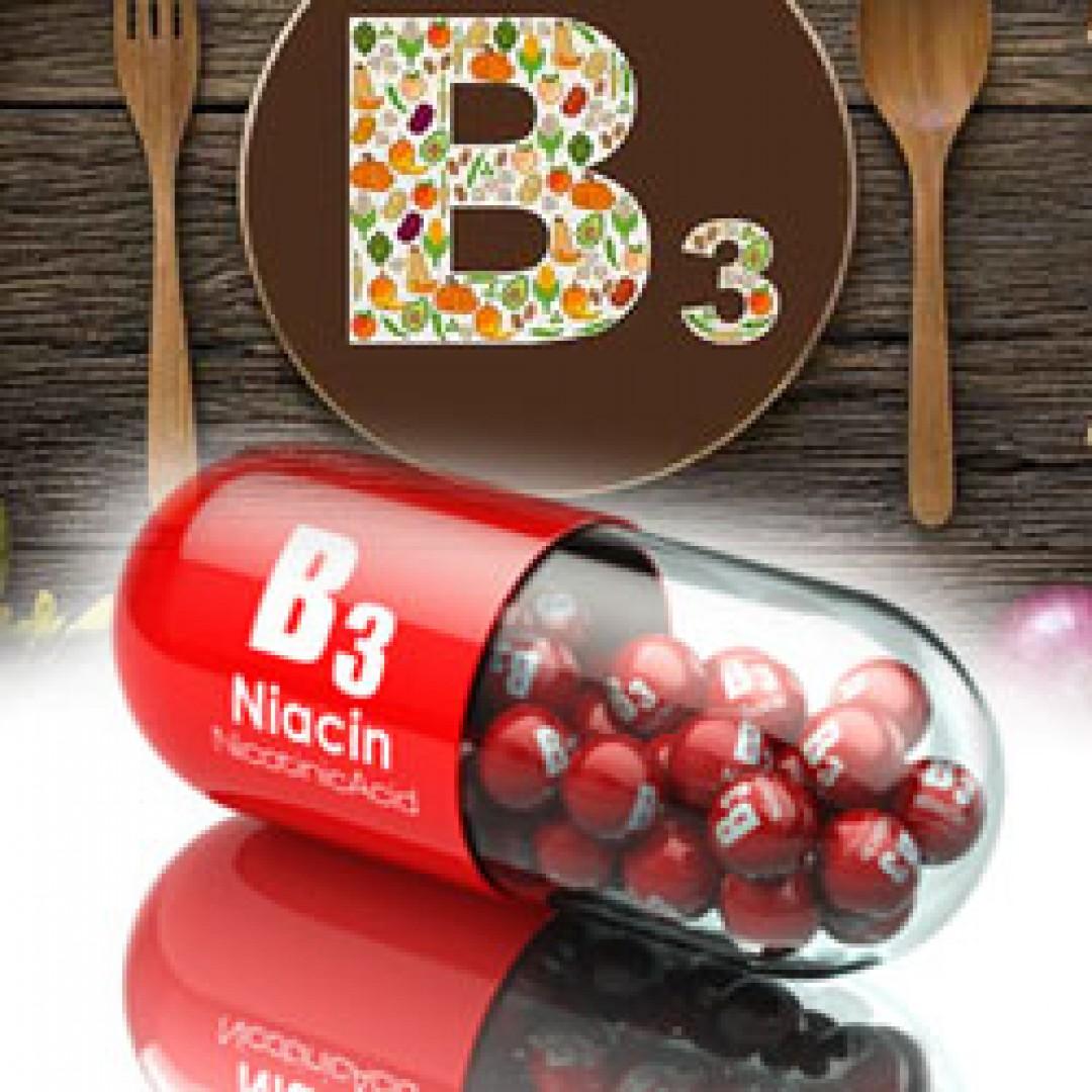 fitness dobavki Витамин Б3