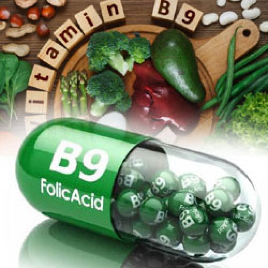 fitness dobavki Витамин Б9