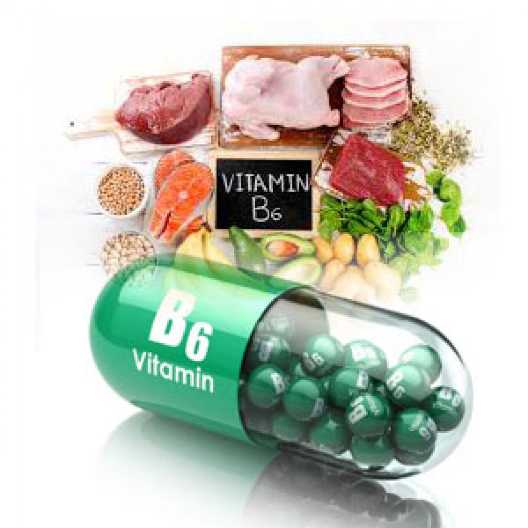 fitness dobavki Витамин Б6
