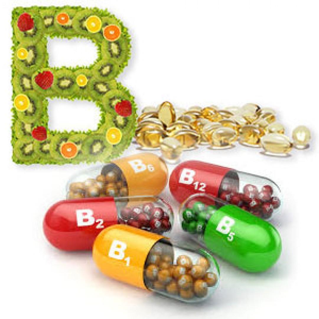 fitness dobavki Витамин Б комплекс