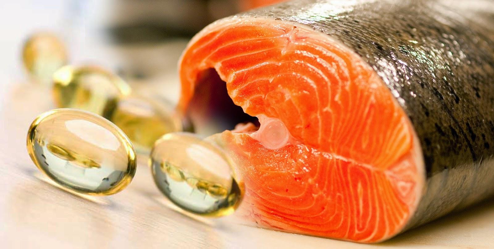 рибено масло за отслабване
